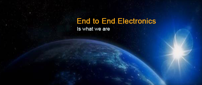 End to End Electronics